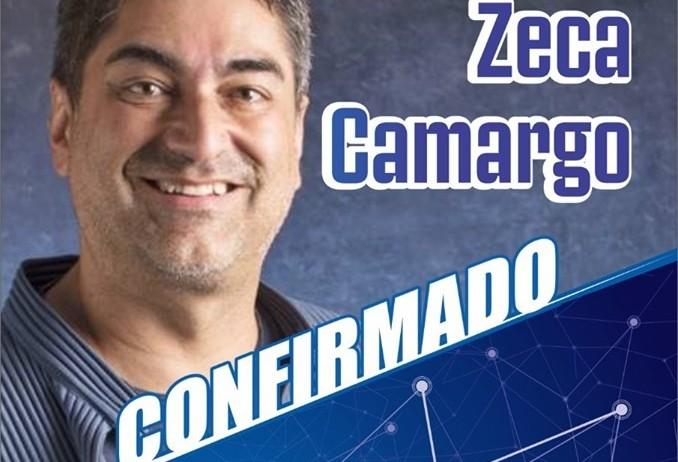 Biógrafo de Elza Soares, Zeca Camargo é confirmado na Flim