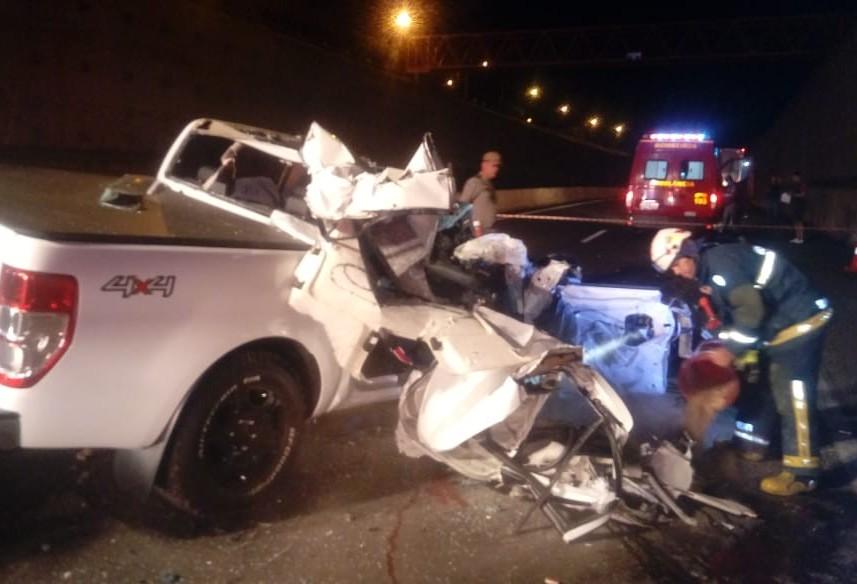 PRF aponta irregularidades em acidente com morte no Contorno Norte