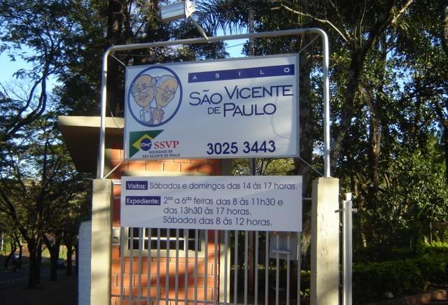 Asilo São Vicente de Paulo de Maringá precisa de fraldas geriátricas