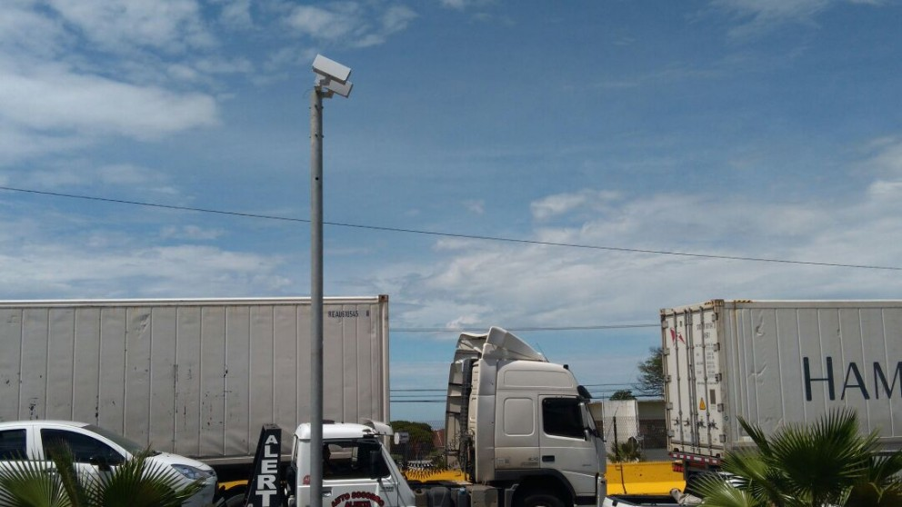 Secretaria de Trânsito instala radares de avanço de sinal