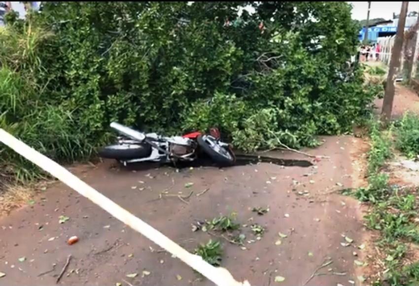 Duas pessoas morrem em acidente no Contorno Sul