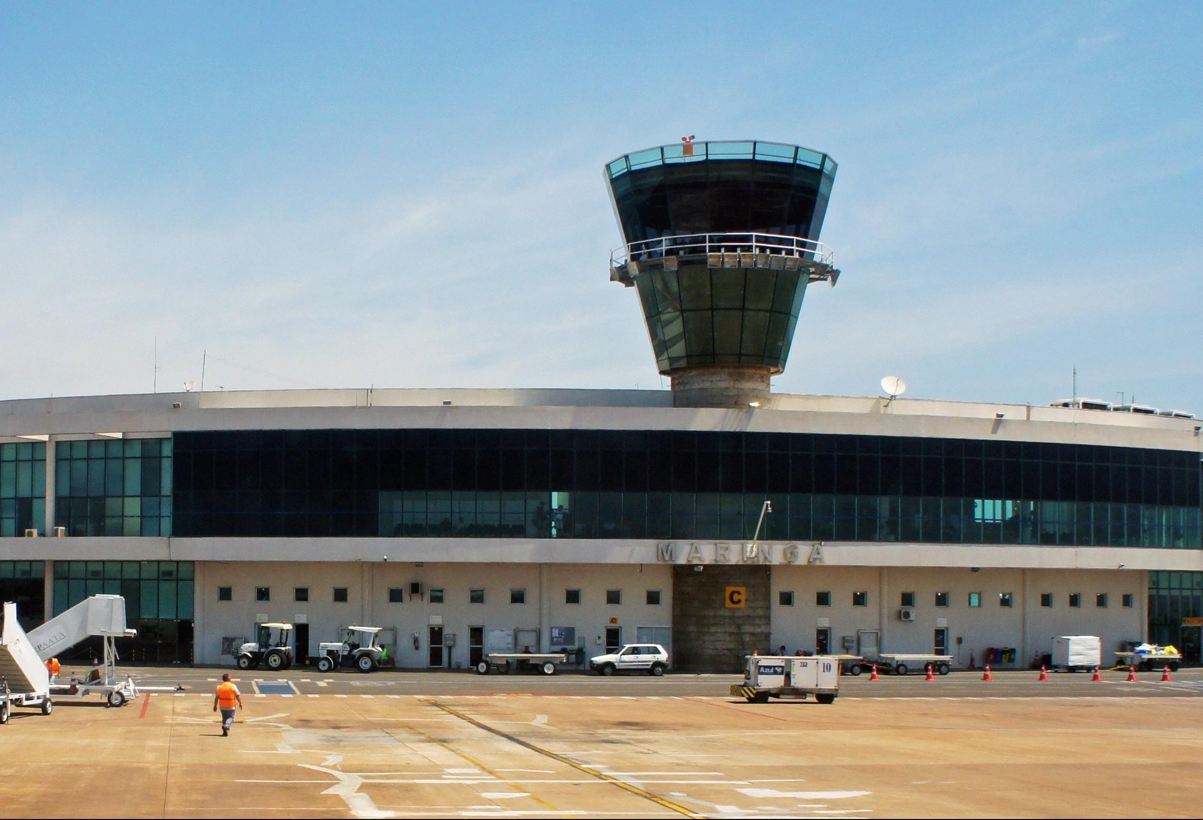 Início das obras no Aeroporto de Maringá está atrasado