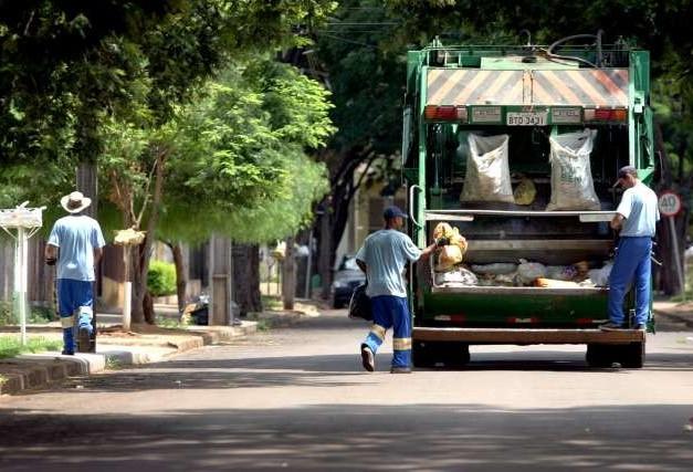 Serviços públicos de coleta e limpeza estão normais