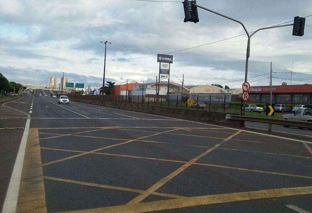 DER informa que vai fechar cruzamentos no domingo (2)