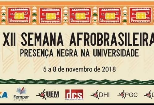 Semana Afro-brasileira é realizada na UEM