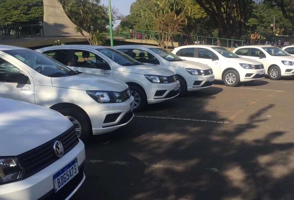 Secretaria de Educação ganha 21 veículos 0km