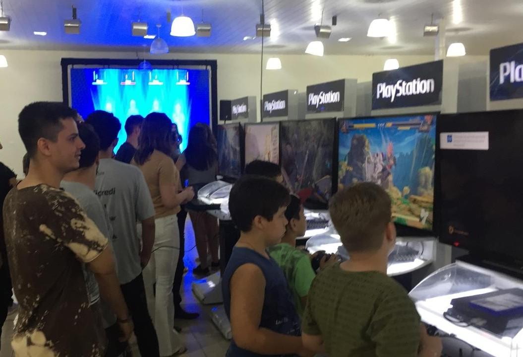 Museu Itinerante do Videogame também promove torneios de games
