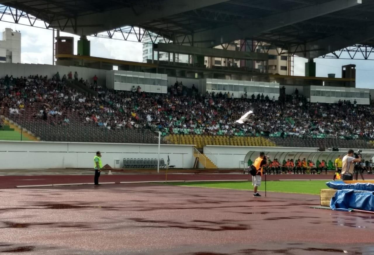 Maringá FC fica no 1 a 1 com o Rio Branco