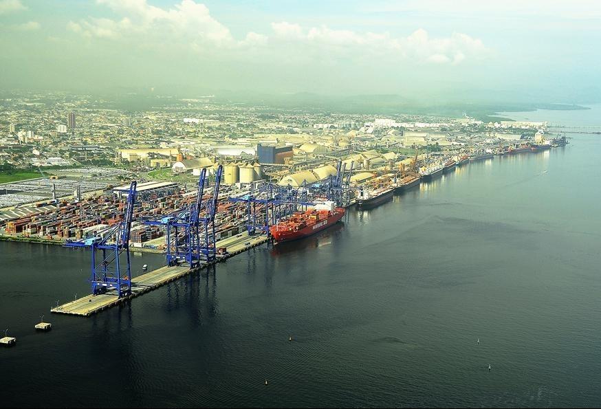 Porto de Paranaguá teve maior movimentação da história em setembro