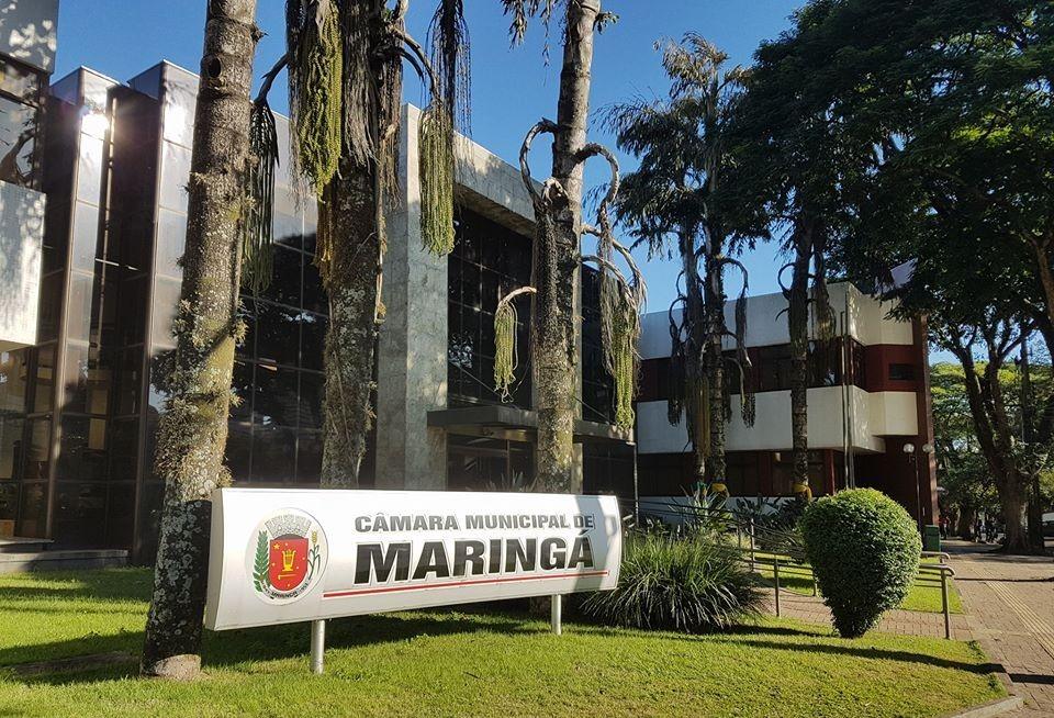 Mudança na Lei das Diárias é votada na Câmara de Maringá