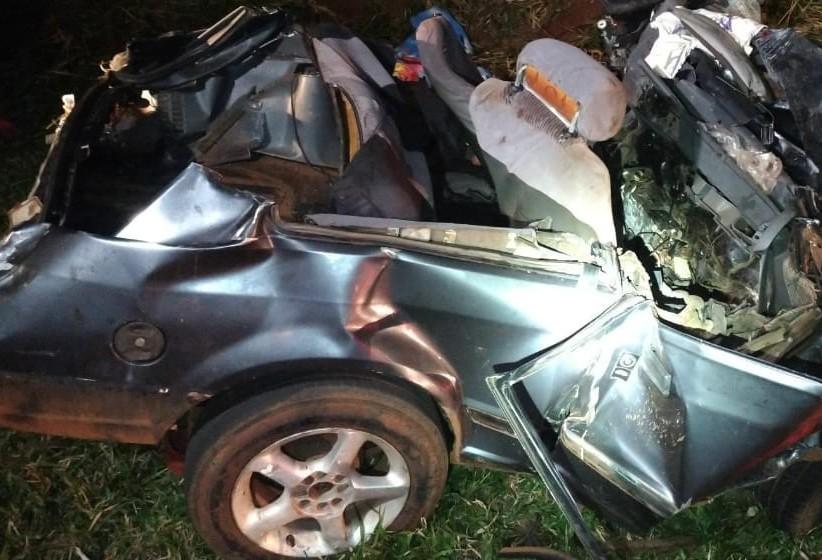 Caminhoneiro que provocou acidente com cinco mortes no Paraná é atuado por 'racha'