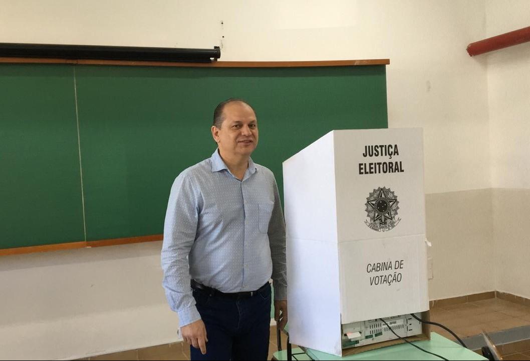 'Espírito de mudança está instalado', diz Ricardo Barros