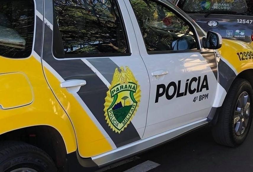 Trio é preso por furtar cabos de energia em Maringá
