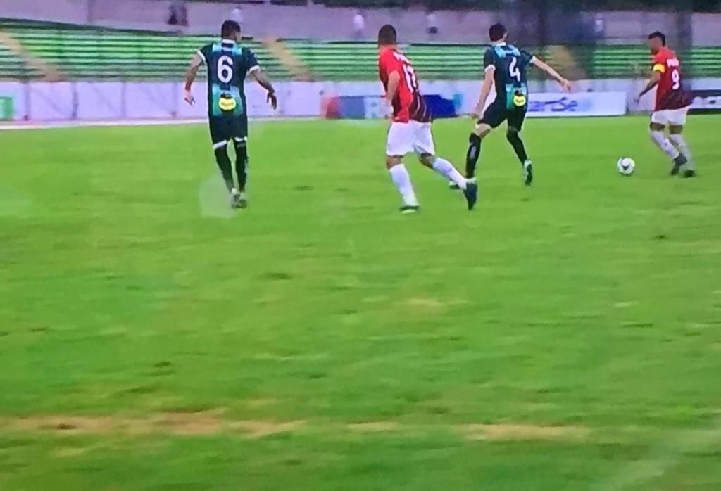 MFC perde de goleada para o Athletico