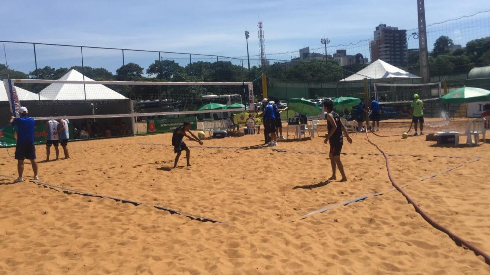 Maringá recebe a 5ª etapa do campeonato paraense de vôlei de praia