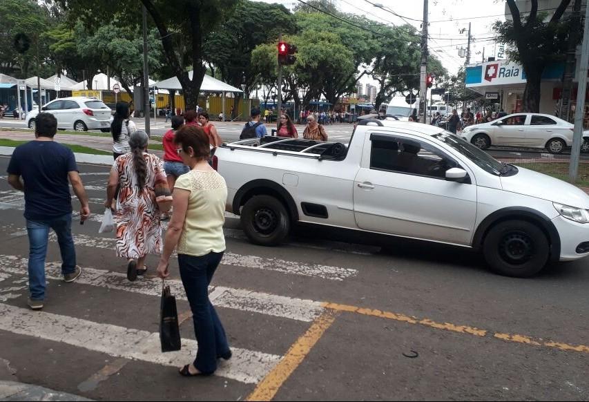 Gilson Aguiar comenta a imprudência no trânsito de Maringá