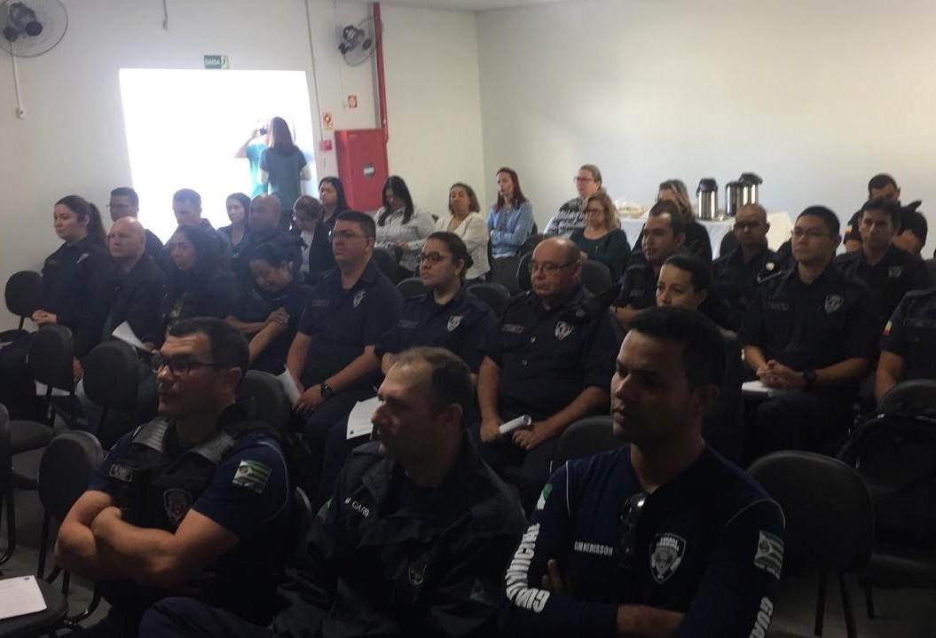 Patrulha Escolar Municipal é treinada para início de atividade