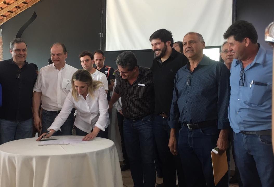 27 municípios recebem R$ 18 mi do governo