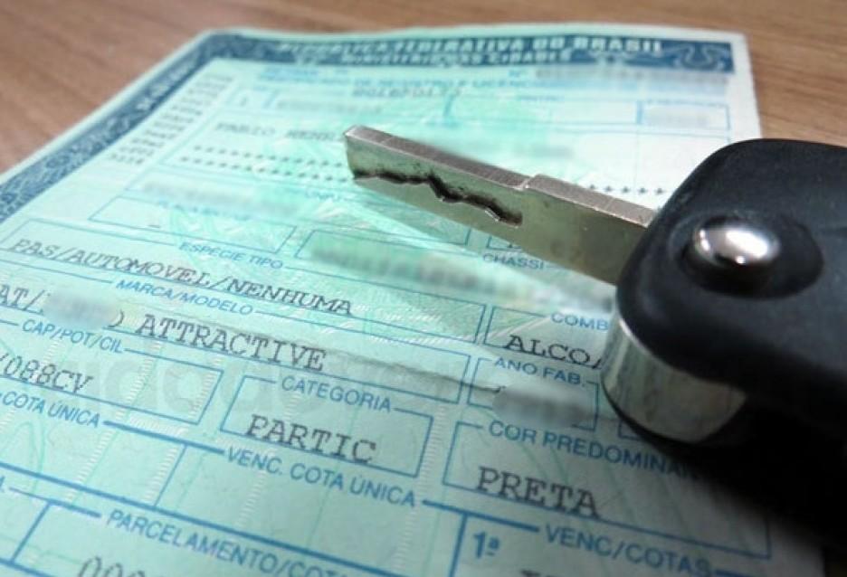 Pagamento de cota única ou primeira parcela do IPVA inicia no dia 24
