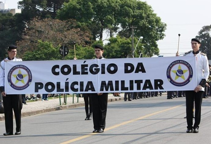 Colégio da Polícia Militar de Maringá abre 150 vagas para 2019