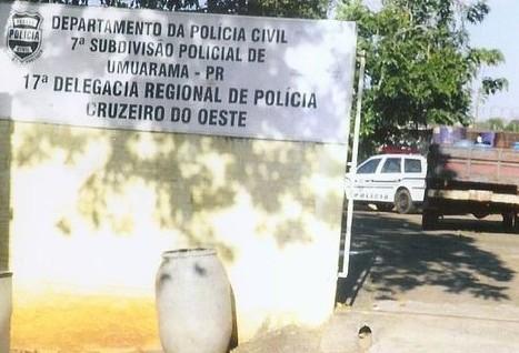 Jovem é preso acusado de matar avô em Cruzeiro do Oeste