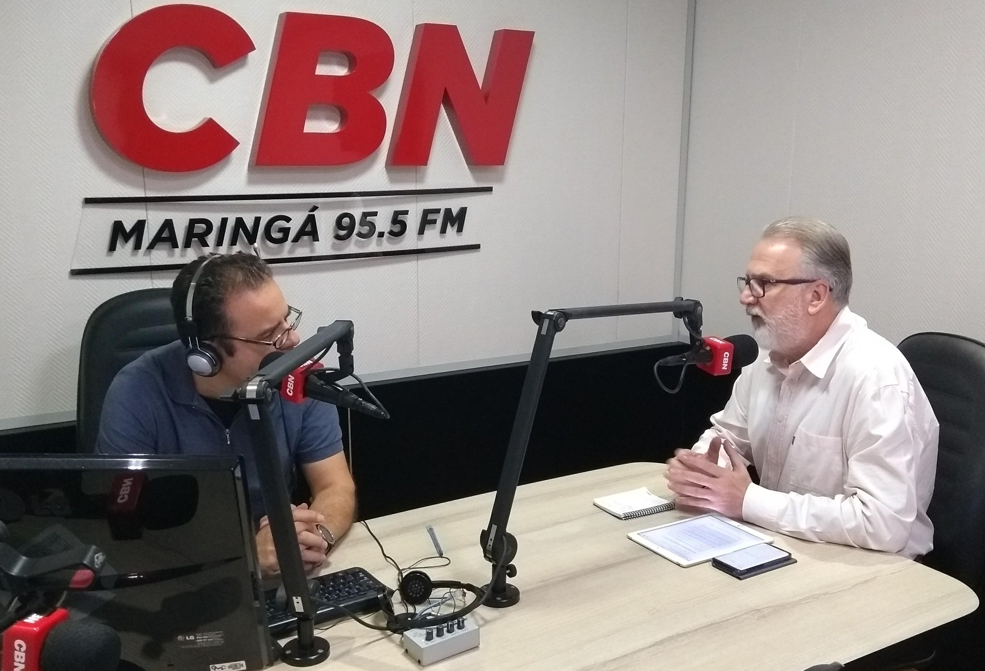 Maringá precisa do Tecpar, infraestrutura e segurança