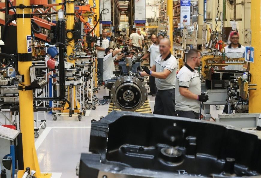 Indústria tem crescimento de 7,2% no acumulado de janeiro a julho
