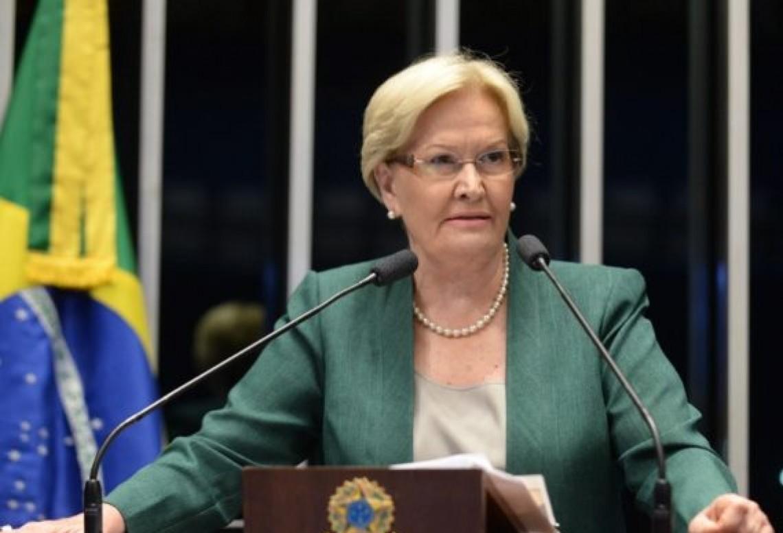 """""""O importante é que a rejeição a Alckmin caiu"""", diz candidata a vice"""
