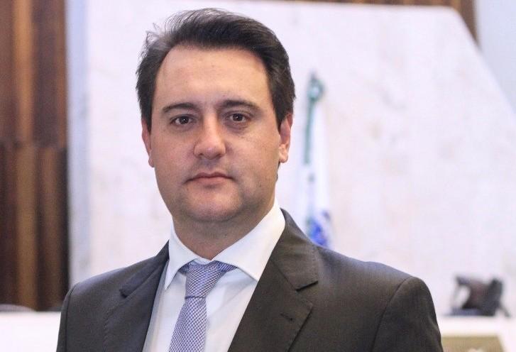 Ratinho Junior diz que irá apoiar o candidato do PSL