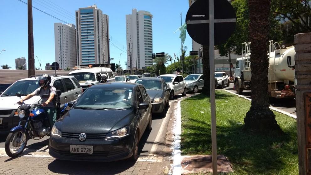 Maringá teve 2,4 furtos e roubos de veículos por dia em 2017