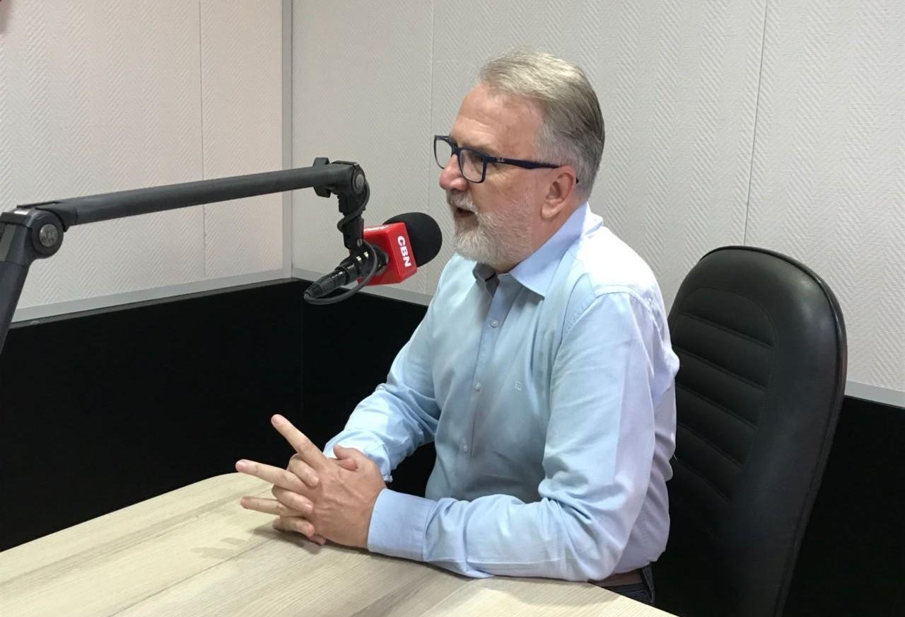 Redução de secretarias vai marcar governo Ratinho Junior
