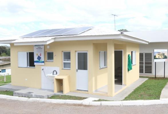 Casa Sustentável é apresentada no Tecpar