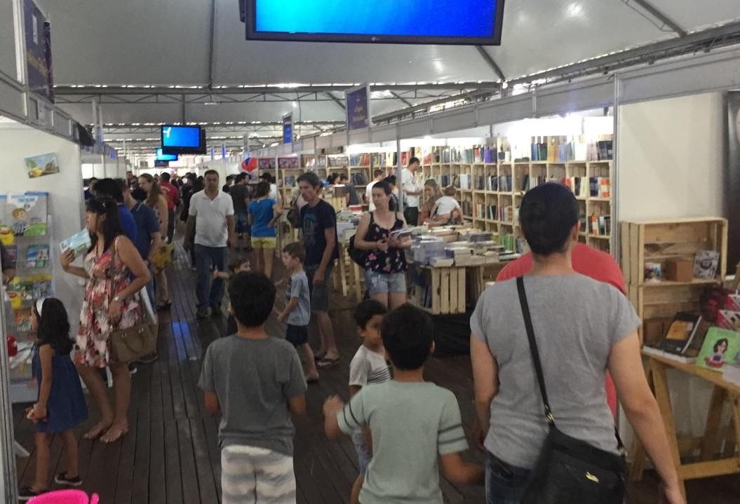 Flim conectou público aos escritores e literaturas atuais