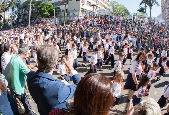 Inscrições para participar do desfile de 7 de setembro em Maringá continuam