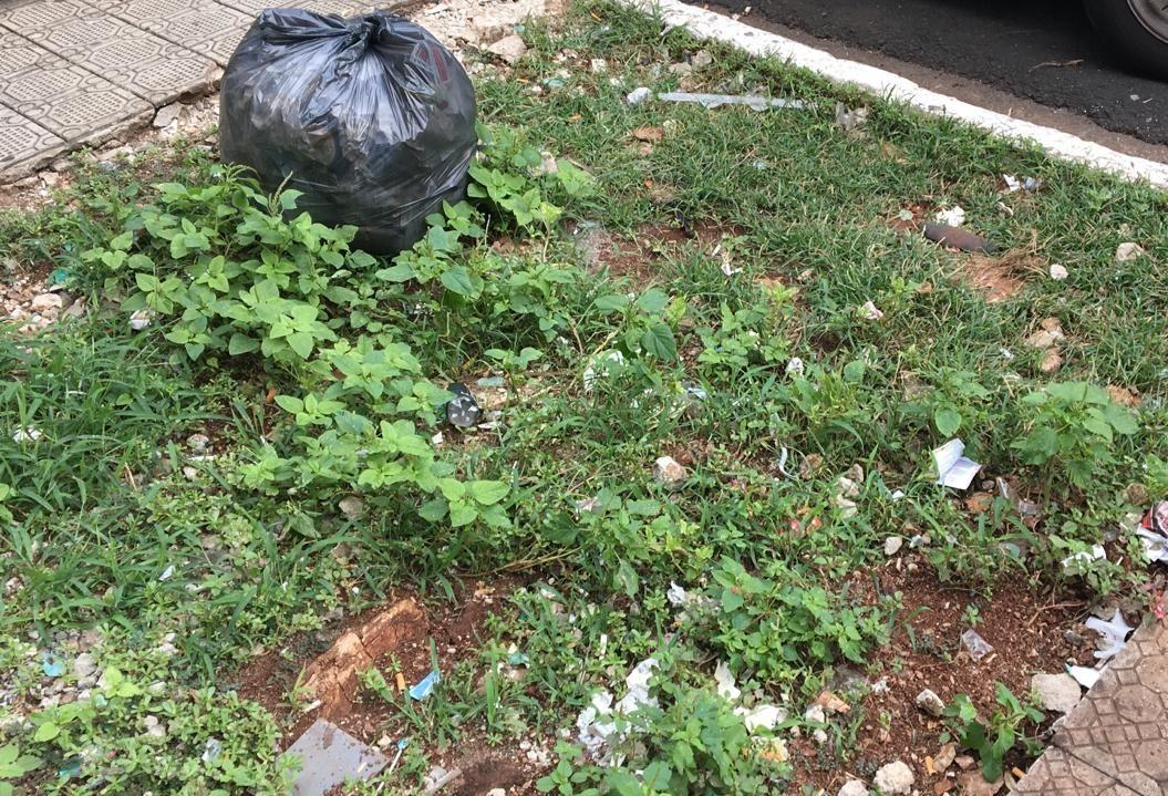 Você acha que Maringá é uma cidade limpa?