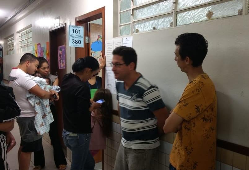 Milhares de eleitores de Maringá foram às urnas no segundo turno