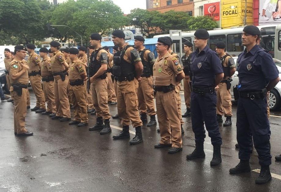 PM e Guarda Municipal também realizam Operação Finados