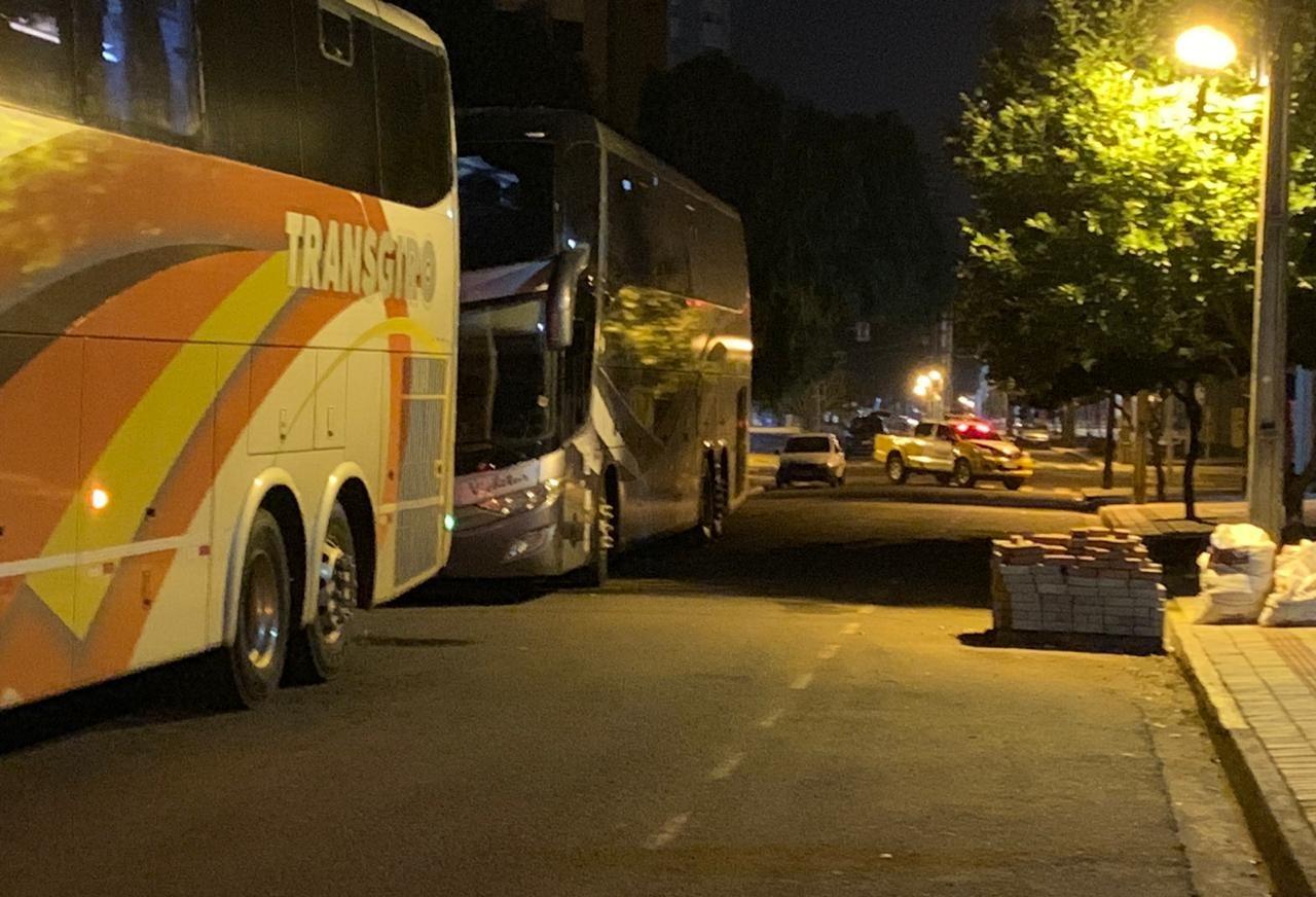 103 sacoleiros que vieram de São Paulo são autuados em Maringá