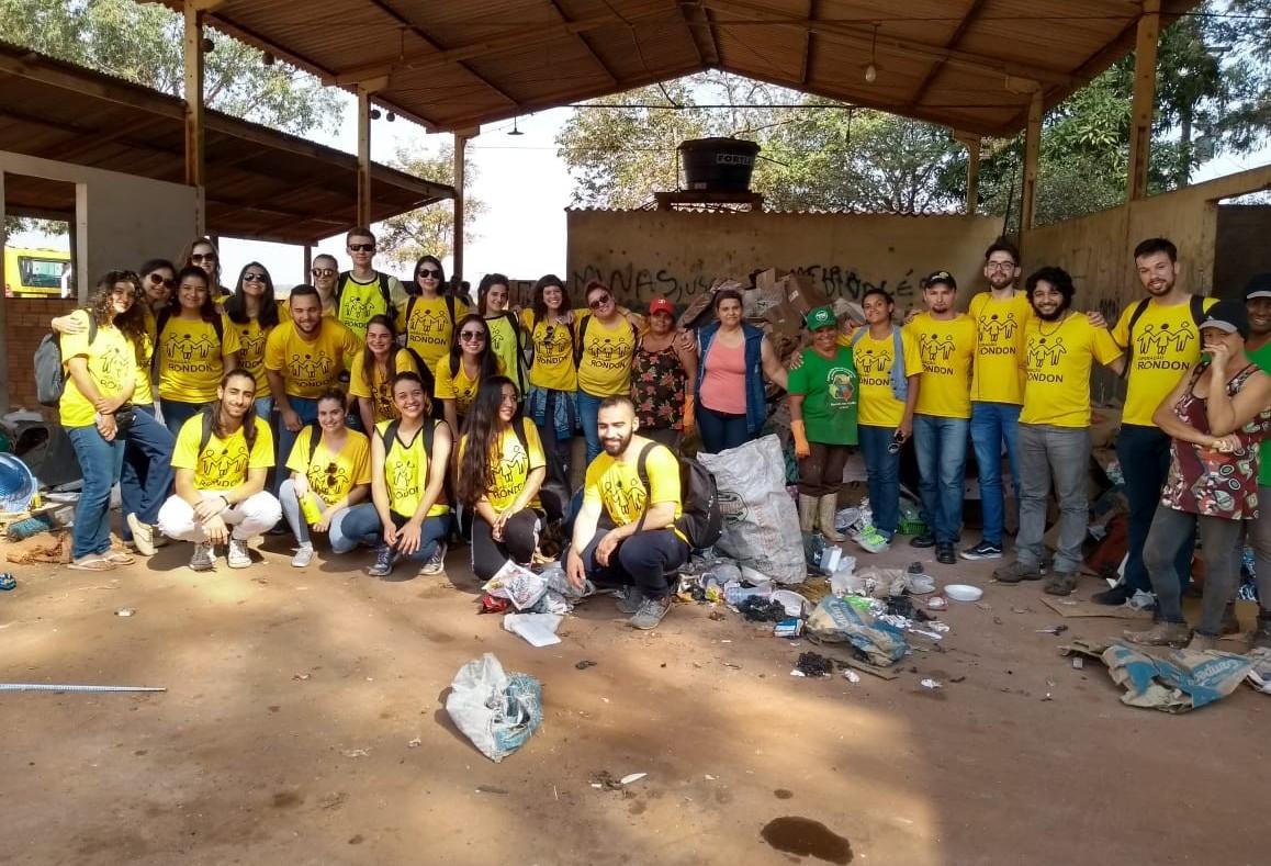 Operação Rondon desembarca em Querência do Norte