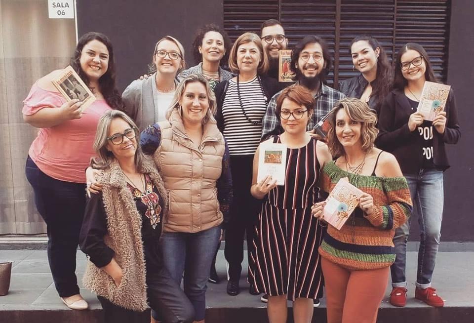 """""""Leia Mulheres"""" completa um ano em Maringá"""