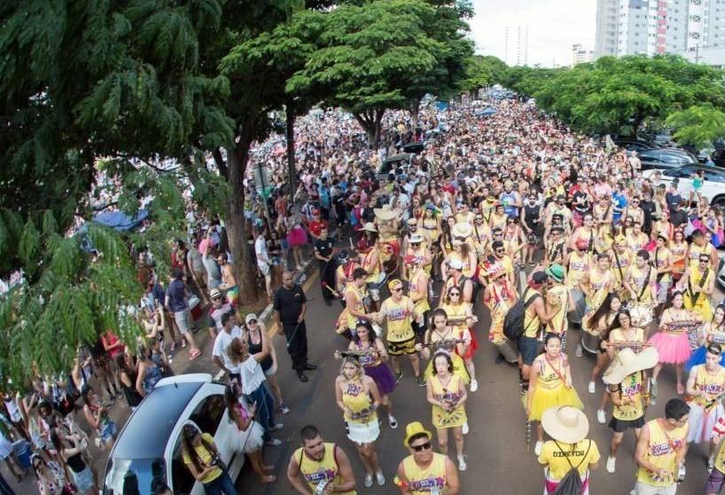 Carnaval de rua de Maringá é cancelado
