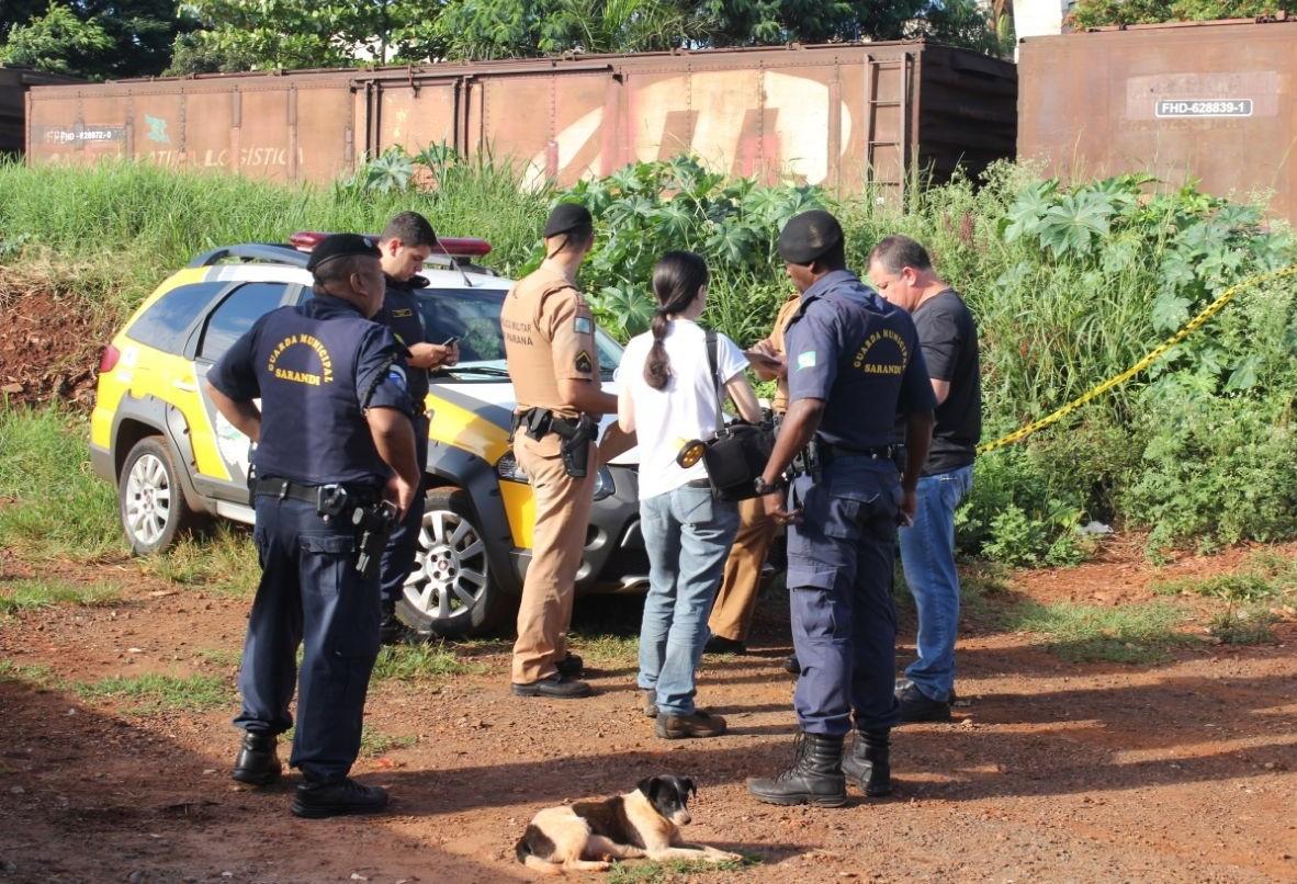 Homem atropelado e morto por trem dormia nos trilhos, diz polícia