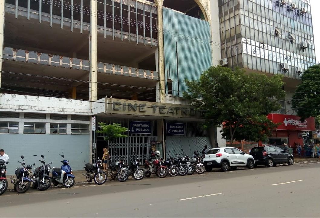 Cine Teatro se tornará Complexo Plaza em Maringá
