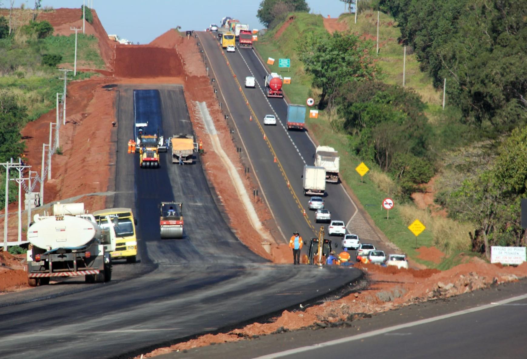 Obras na região noroeste estão na reta final