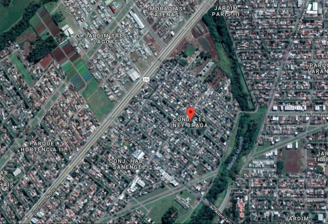 Confronto armado ocorre no conjunto Ney Braga em plena luz do dia