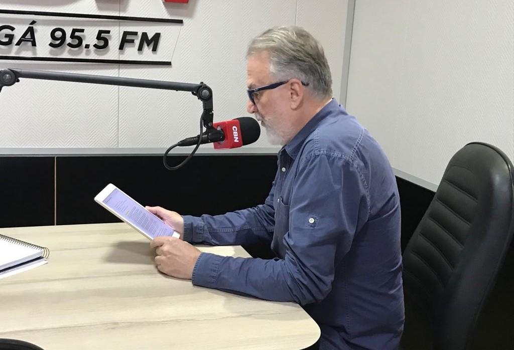 Semana começa com candidatos ao Governo e ao Senado em Maringá