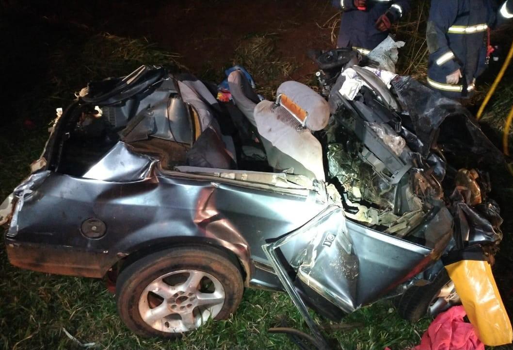 Polícia abre inquérito para apurar possível 'racha' em acidente que matou cinco pessoas