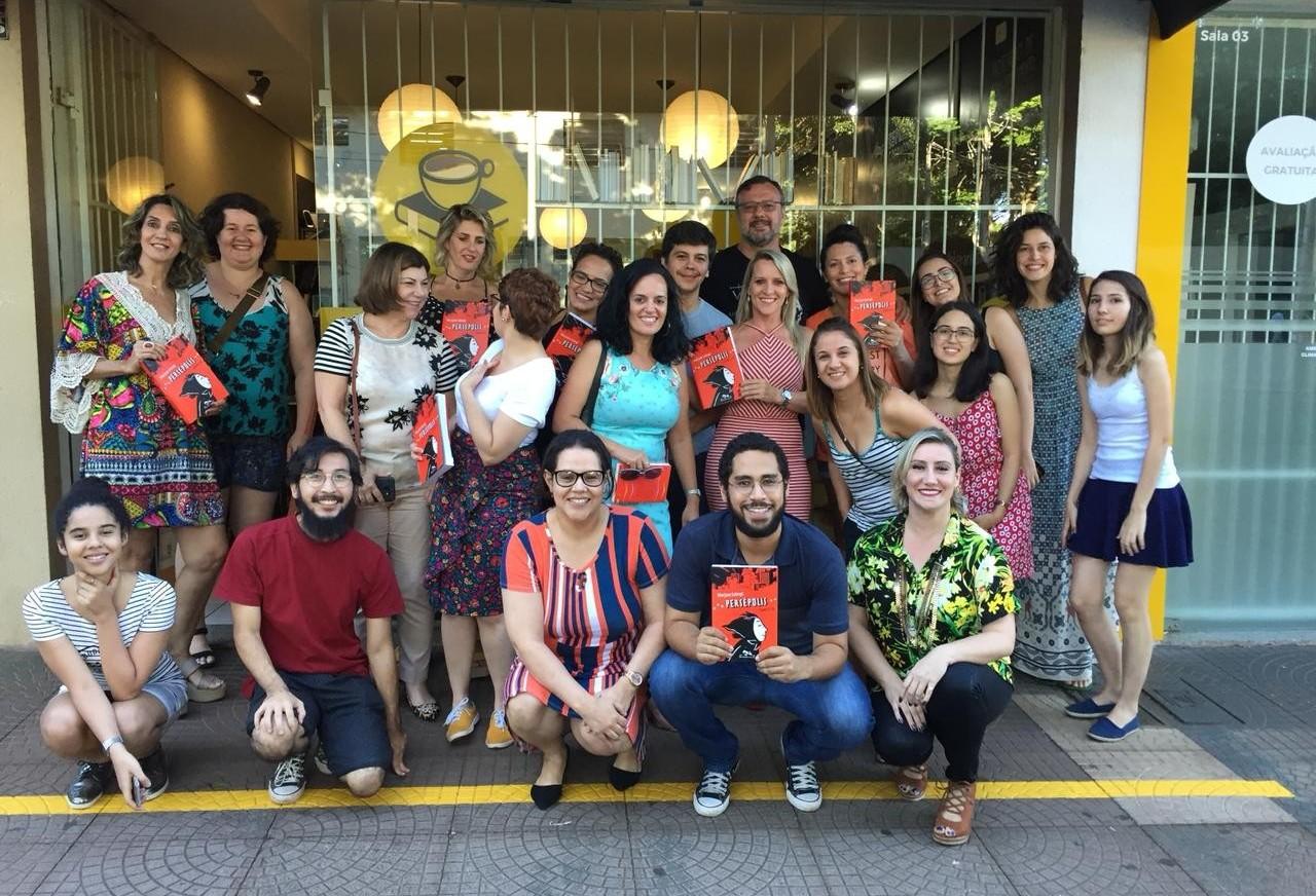 Para comemorar aniversário, clube de leitura propõe um desafio