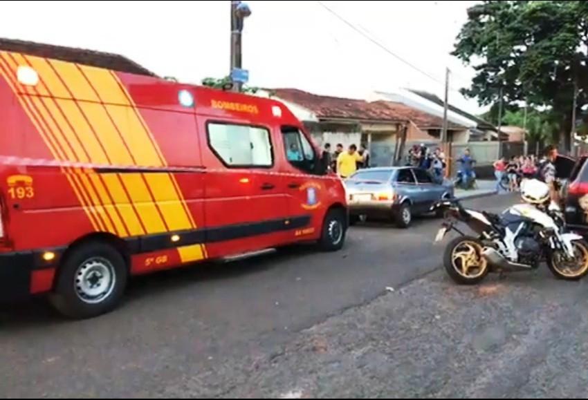 Duas pessoas foram assassinadas em Maringá nesta quarta-feira (25)