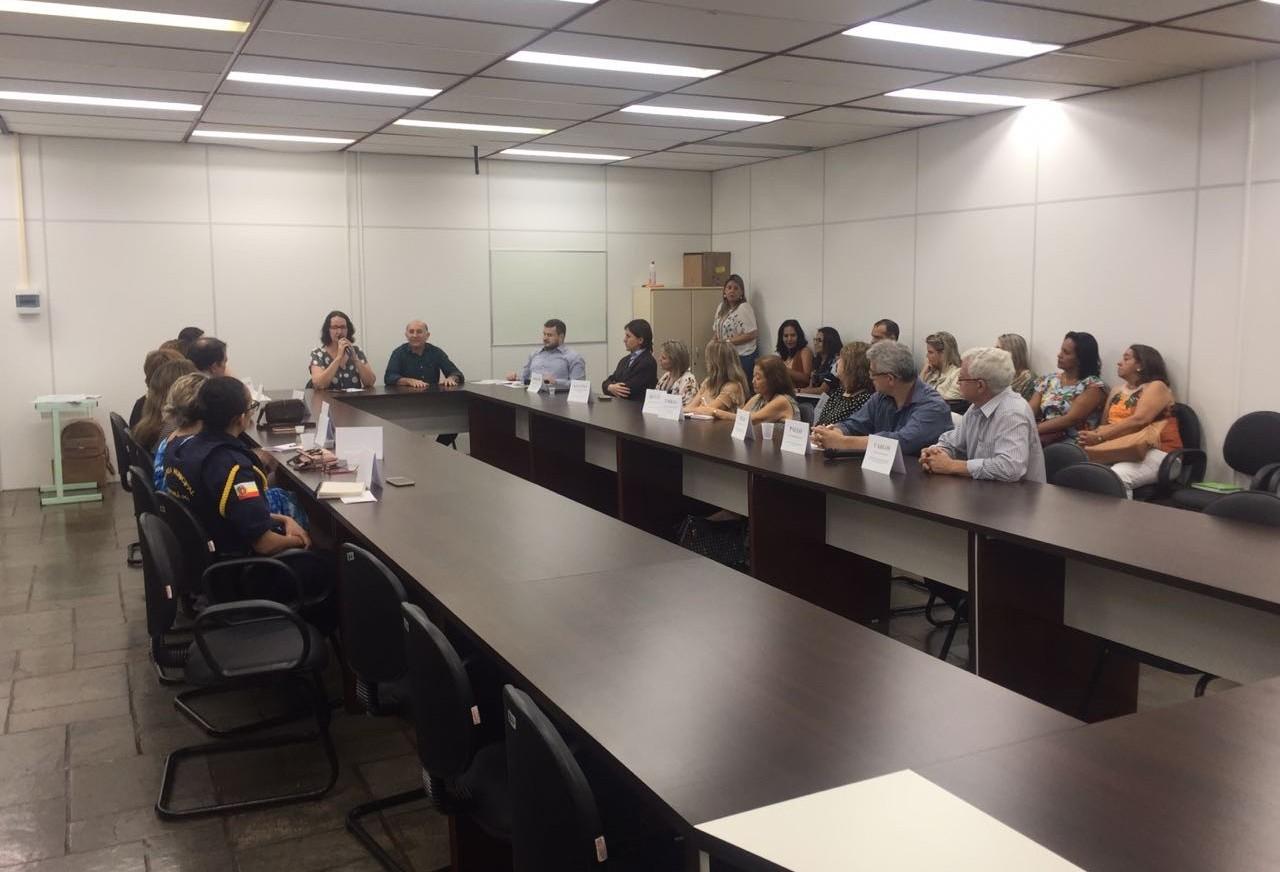 """Conselho gestor para o projeto """"Maringá da Paz"""" é criado"""